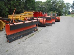 2005 Four Way Plow Four Way Plow - Dump Truck