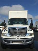2016 International 4400 4X2 - Box Van