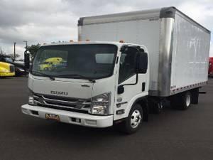 2016 Isuzu NPR - Box Truck