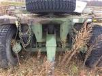 2000 Military 22' Flatbed - Flatbed