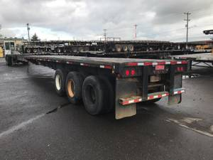 1998 Great Dane 48' TO 80' 3-AX - Flatbed