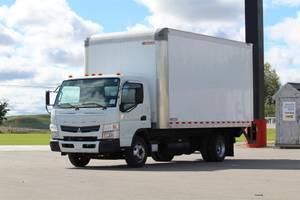 2017 Fuso FE160 - Box Van