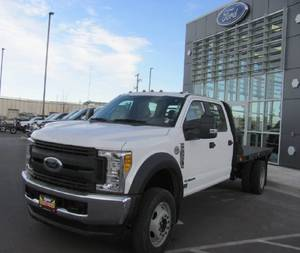 2017 Ford F-450 Crewcab - Cab & Chassis