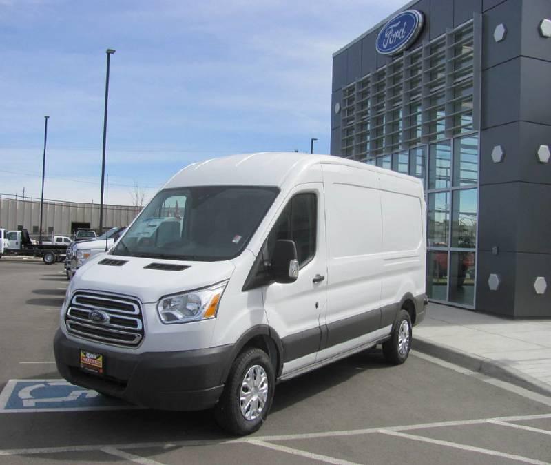 2016 Ford Transit 250 Step Van