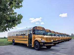 2016 IC CE BUS - School Bus