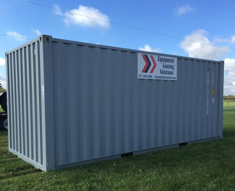2017 Equipment Leasing Solutions 20' Container Container