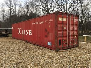 2005 Equipment Leasing Solutions 40' Container - Container
