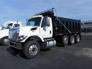 2018 International WorkStar - Dump Truck