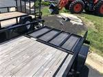 2018 Sure-Trac ST7210TA-B-030 - Utility   Light Duty Trailer