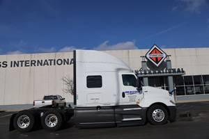 2019 International LT625 6X4 - Sleeper Truck