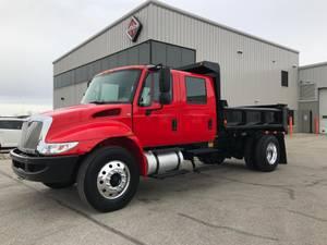2012 International 4300 - Dump Truck