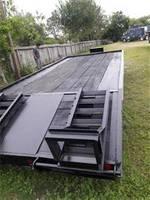 0 Hercules Flat Bed - Trailer