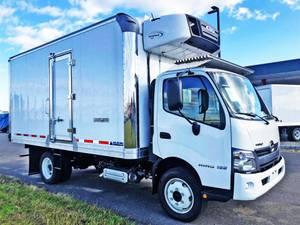 2019 Hino 195-COE - Refrigerated Van