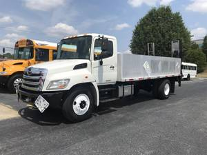2011 Hino 268A - Flatbed