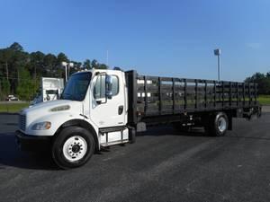 2012 Freightliner M2 - Flatbed
