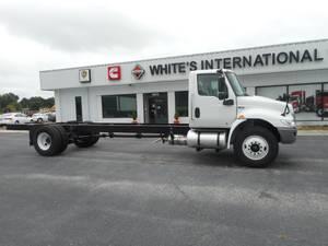 2019 International MV607 - Cab & Chassis
