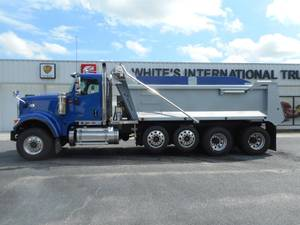 2019 International HX520 - Dump Truck