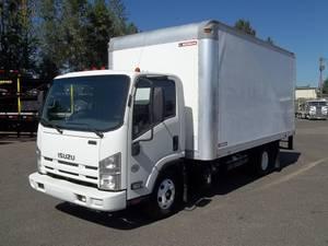 2014 Isuzu NPR HD - Box Van