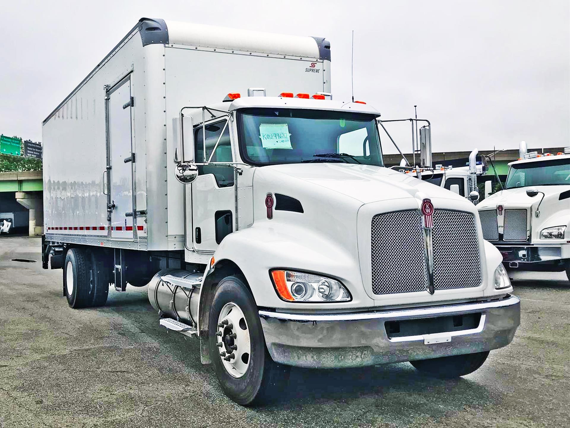 Gabrielli Truck Sales >> 2019 Kenworth T270 (For Sale) | 24' Box | #NK-5117