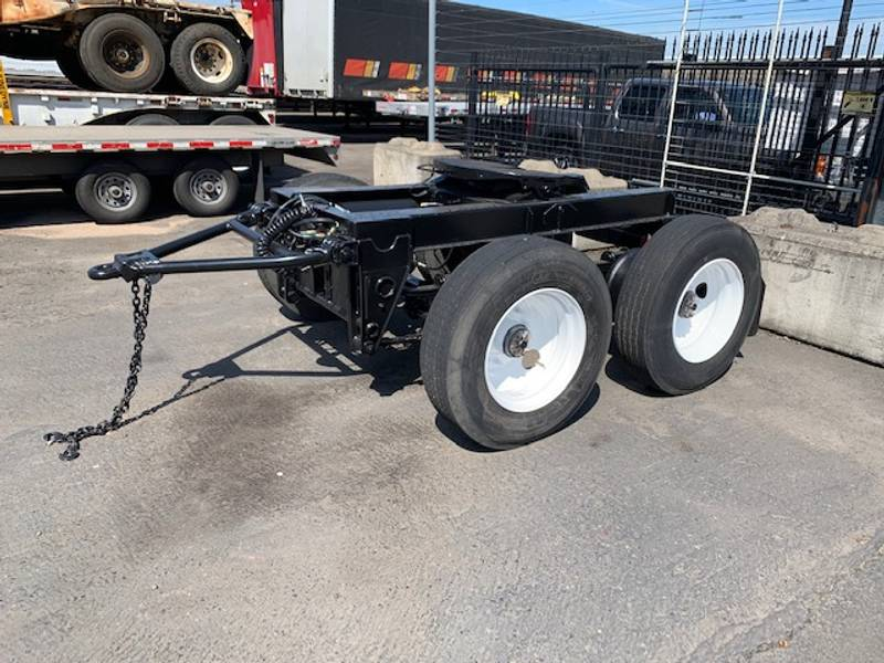 0 ALLOY TANDEM AXLE DOL - Dolly | Jeep | Bridge