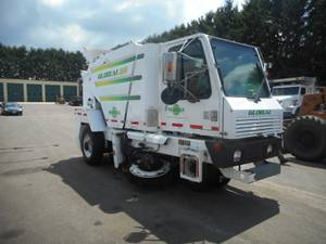 2012 Global MX-3 - Sweeper