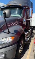2015 International Prostar + - Sleeper Truck