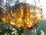 2006 Heil 12ft. Gravel Box and Hoist - Dump Truck