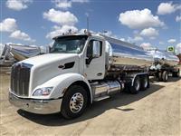 2020 Peterbilt 579 / Tanker