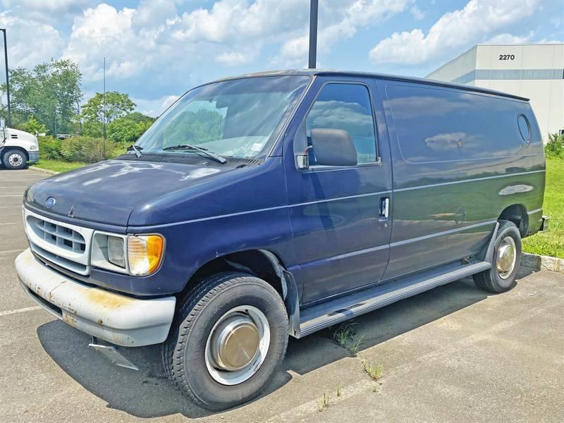 1999 Ford E250 Reg Van - Van