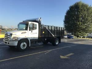 2011 Hino 268A - Dump Truck