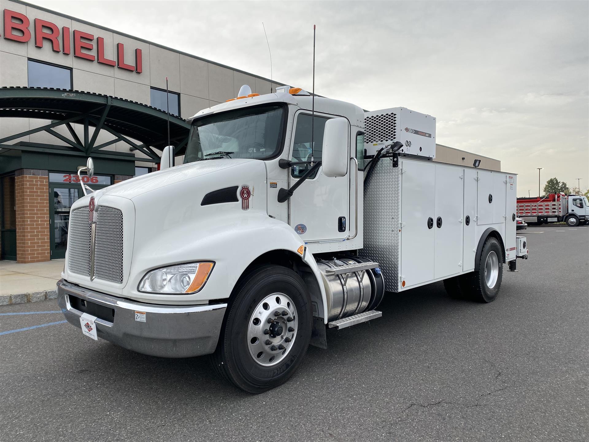 Gabrielli Truck Sales >> 2020 Kenworth T370 (For Sale) | Mechanic Truck | #DN-2062