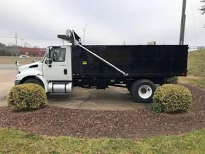 2013 International 4300 - Dump Truck