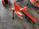 0 Kioti RB2072 Rear Blade - Misc Equipment