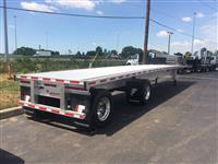 2020 Fontaine 48' Revolution Flatbed