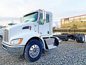 2020 Kenworth T370 - Cab & Chassis