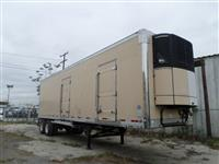 2010 Utility Reefer-2 Axle