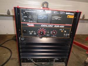 Lincoln Idealarc R3R-400 - Other