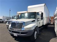 2015 International 4300 Crew Cab