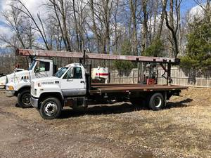 1999 GMC C7500== - CONVEYOR