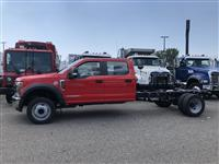 2019 Ford F550 Crew Cab 4x2