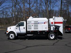 2007 Ford F650 SD= - Vocational