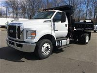 2019 Ford F650 Regular Cab