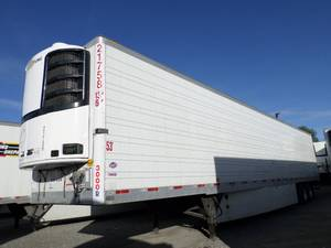 2014 Utility Reefer-2 Axle - Refrigerated Trailer