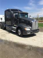 2014 Kenworth T660 - Sleeper Truck