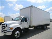 2015 Ford F650