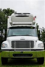 2020 Freightliner M2 106 - Refrigerated Van