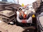 2020 International MV607 SBA - Cab & Chassis