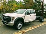 2019 Ford F550 Crew Cab 4x2 - Cab & Chassis