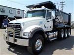 2019 Mack GU713 - Dump Truck