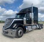 2015 International LoneStar - Sleeper Truck